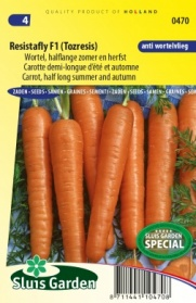 Carrot Resistafly F1 (Halflong summer and autumn)