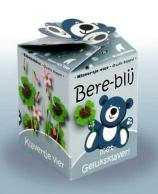 Greengift Happy-Bear bleu
