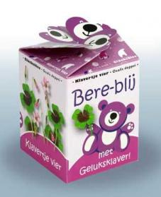 Greengift Happy-Bear roze