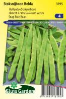 Snap Pole Bean Helda