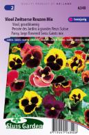 Pansy Swiss Giants Choice Mix