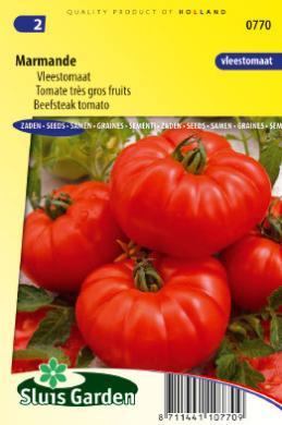 tomate beefsteak marmande l gumes ou plantes fruit producten sluis garden. Black Bedroom Furniture Sets. Home Design Ideas